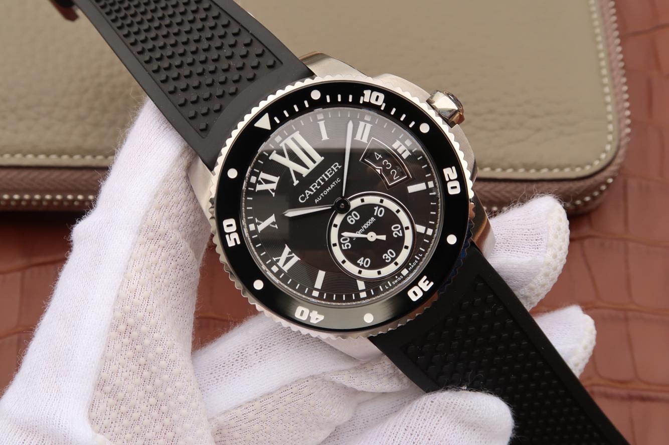 JJ Factory Replica Cartier Diver