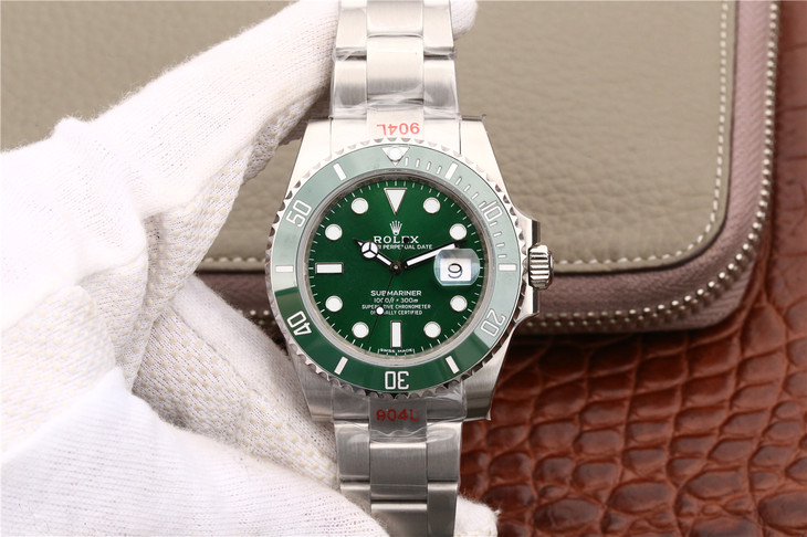 Noob Replica Rolex Submariner 116610LV