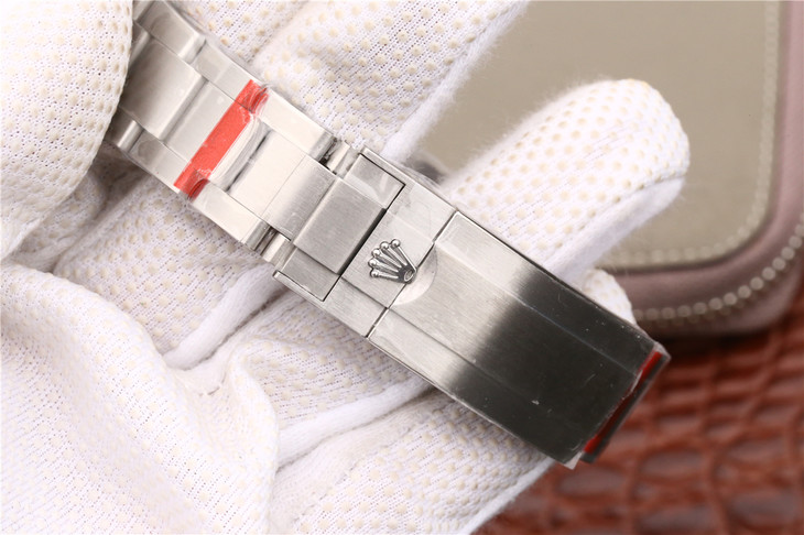 Replica Rolex 116610LV 904L Bracelet