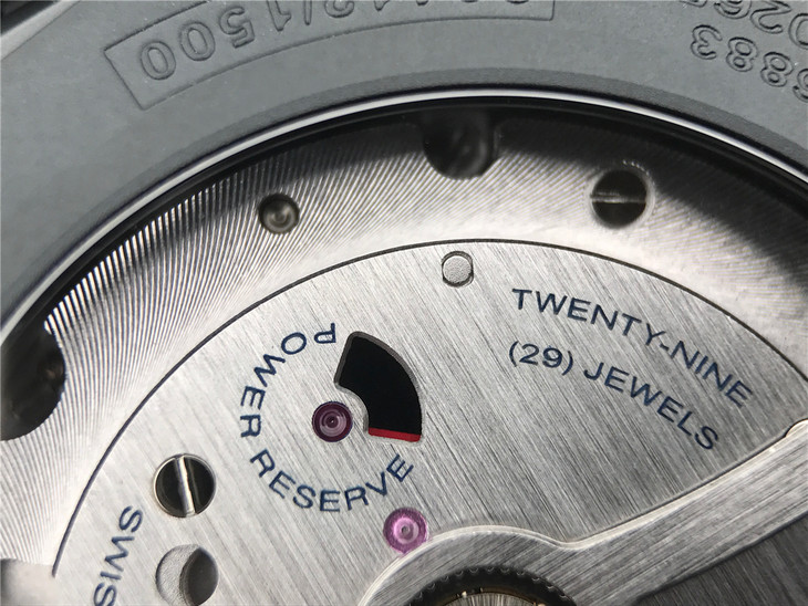 V2 PAM 441 Power Reserve Indicator