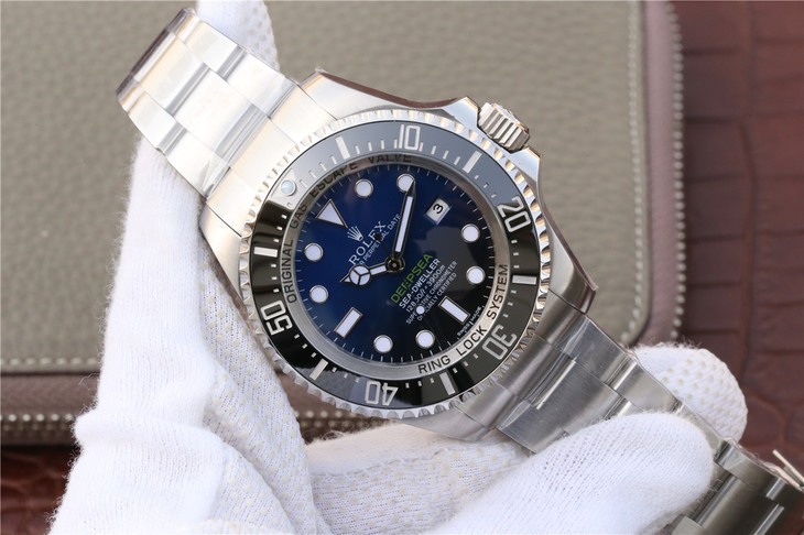 AR Replica Rolex Sea-Dweller DEEPSEA