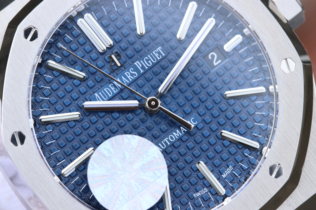Audemars Piguet Royal Oak Blue Dial