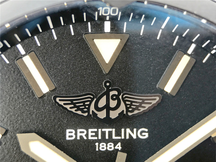 Breitling Logo on Dial