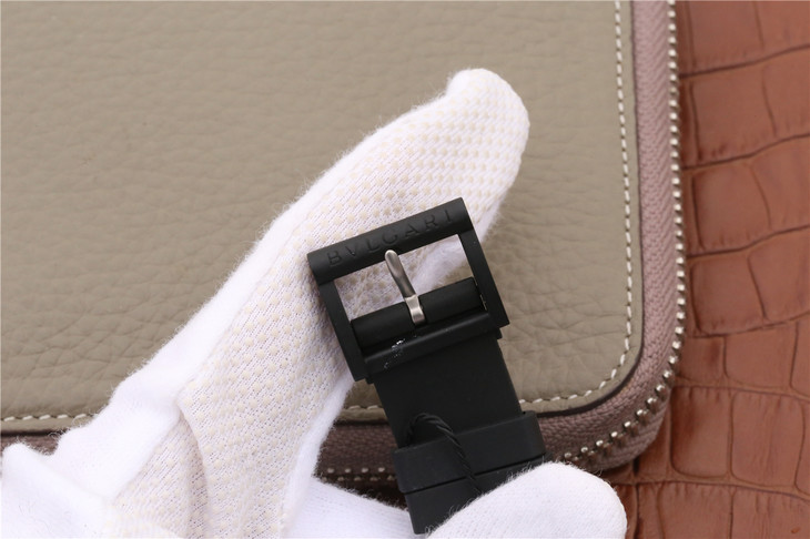 Bvlgari Peek Buckle
