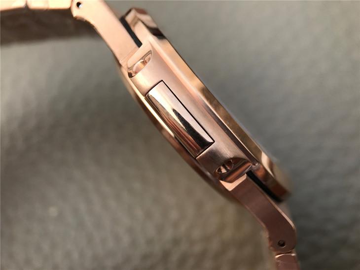Patek Philippe 5711 Rose Gold Case