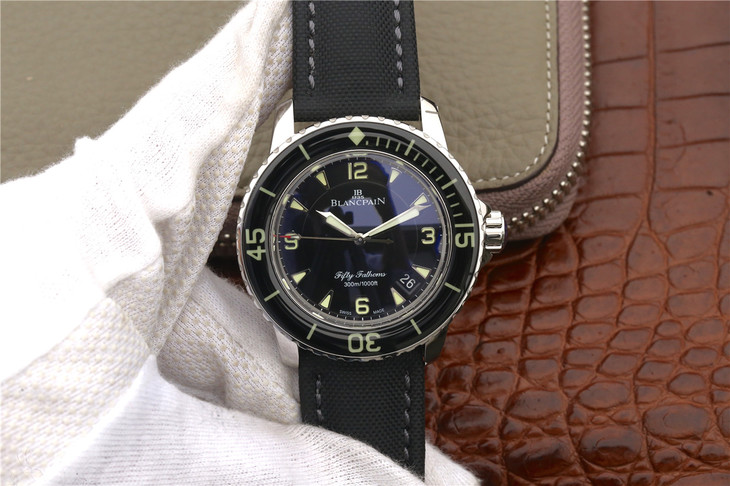 Replica Blancpain Fifty Fathoms 5015-1130-52