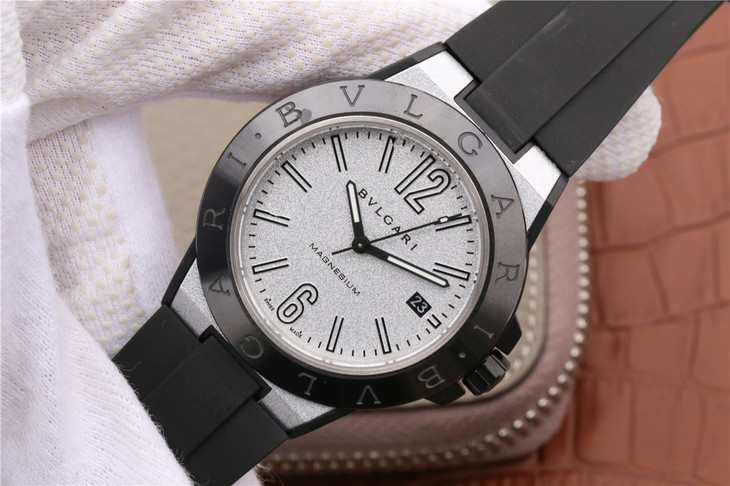 Replica Bvlgari Diagono Magnesium Watch