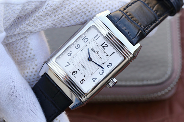 Replica Jaeger LeCoultre Reverso White Watch