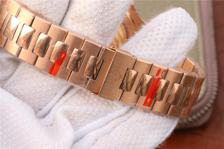 Replica Patek Philippe Rose Gold Bracelet