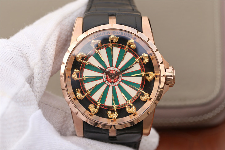 Replica Roger Dubuis Knights of The Round Table