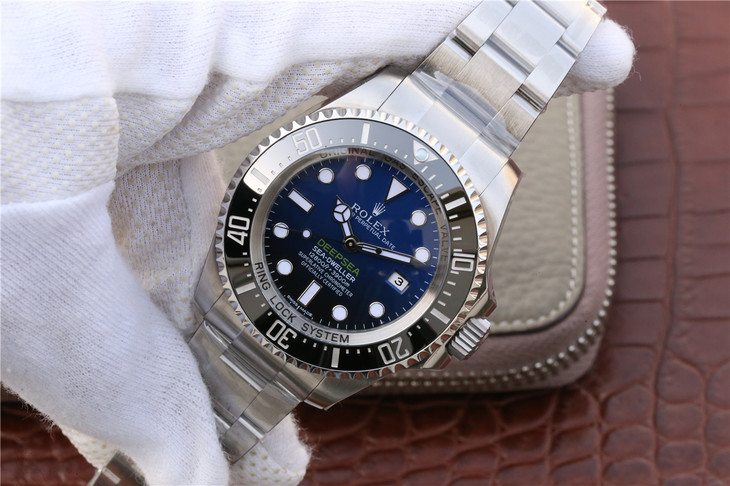 Replica Rolex DEEPSEA Sea-Dweller 116660