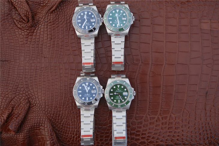 Replica Rolex Submariner Collection