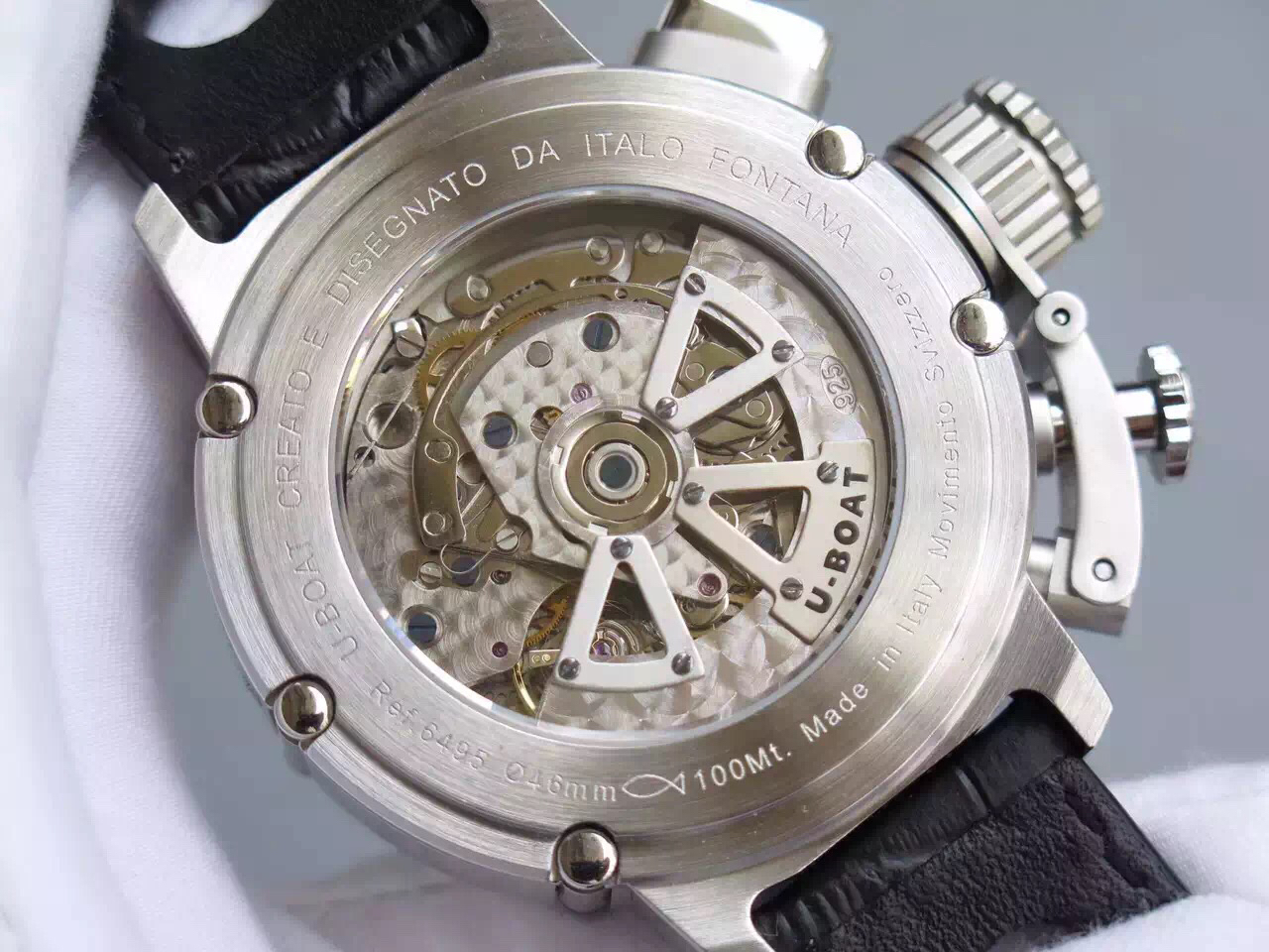 Replica U-Boat U-51 Chimera Chronograph Movement
