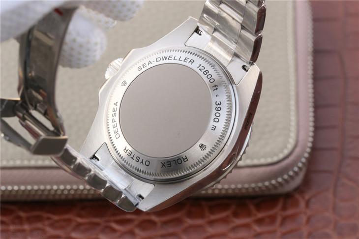 Rolex 116660 Case Back