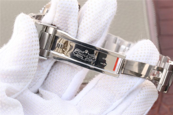Rolex 116660 Clasp Engravings