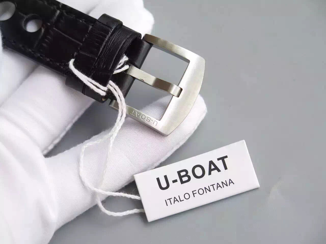 U-Boat Steel Buckle