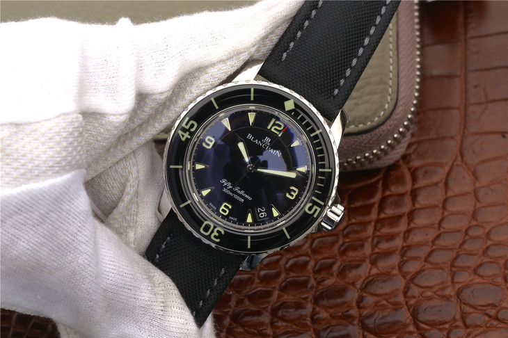 ZF Replica Blancpain Fifty Fathoms Watch