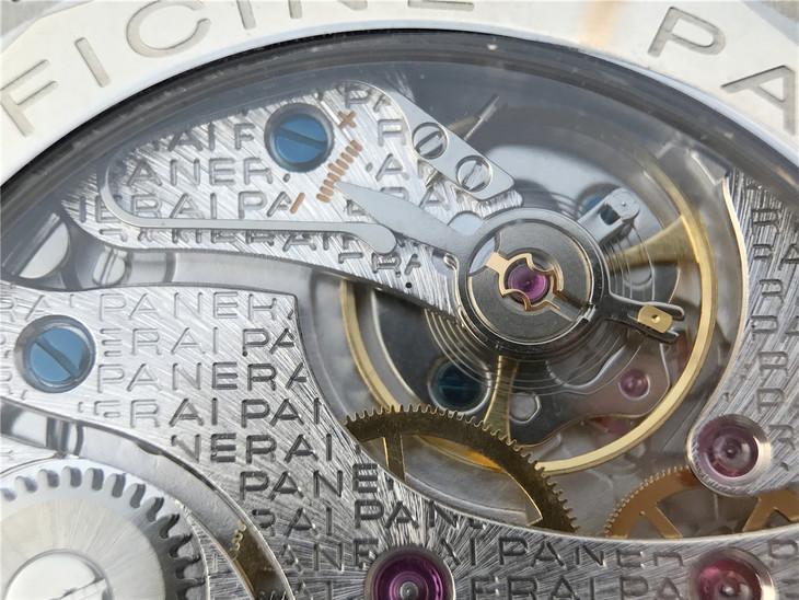 PAM 127 Balance Wheel