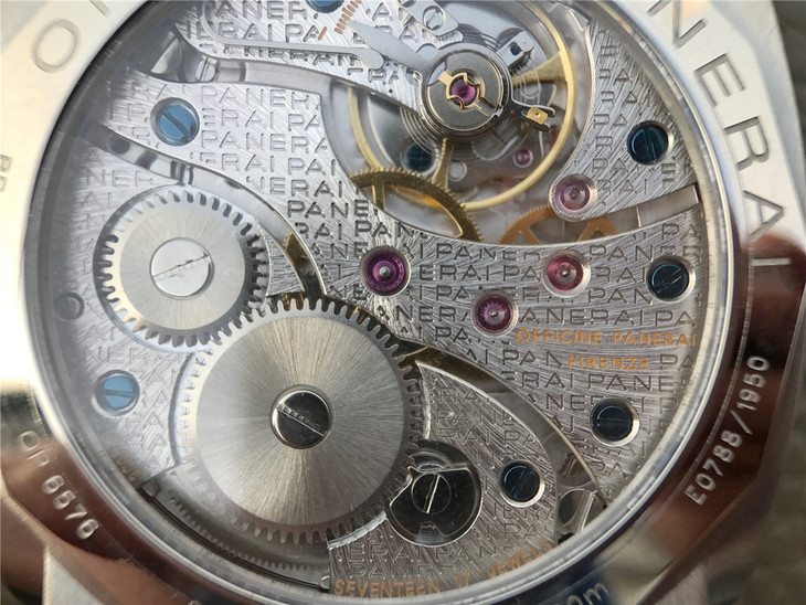 PAM 127 Movement Decoration
