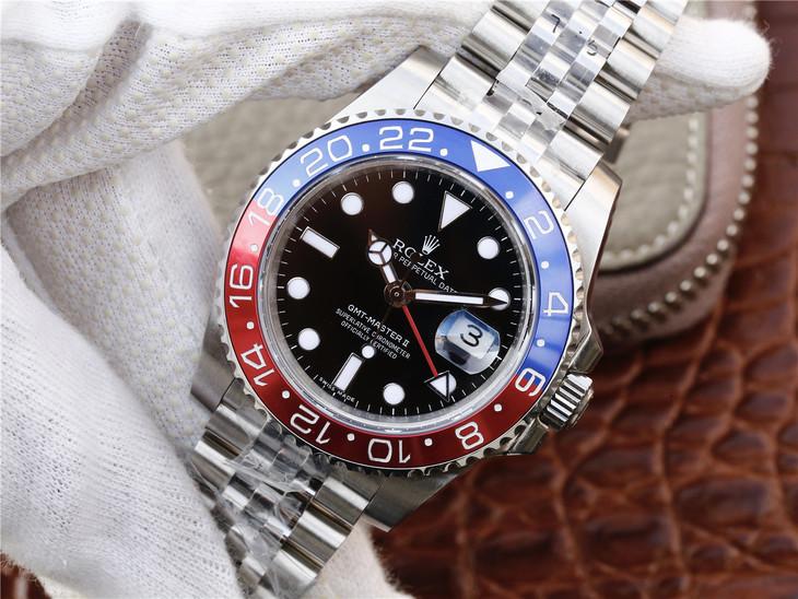 Replica Rolex GMT Master II 126710 Pepsi