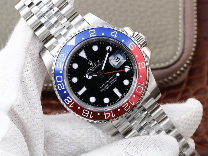 Replica Rolex GMT Master II 126710