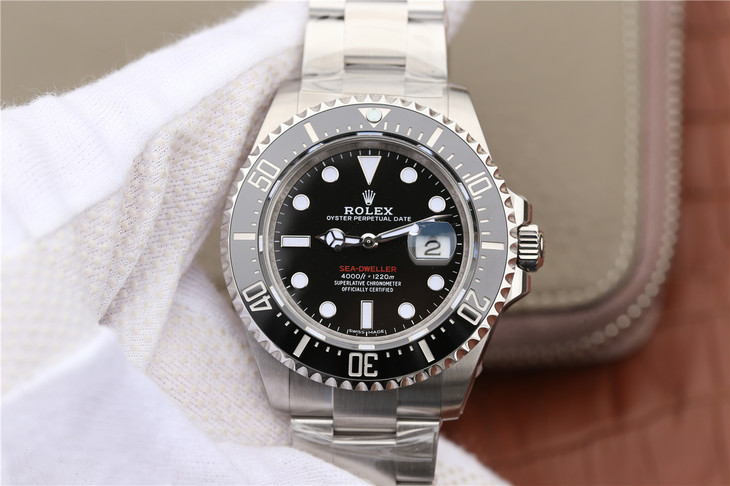 Replica Rolex Sea-Dweller Single Red