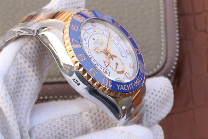 Replica Rolex YachtMaster II 116681 Case