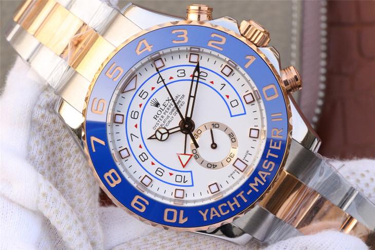 Replica Rolex YachtMaster II 116681
