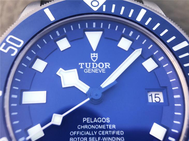 Replica Tudor Pelagos Blue Dial