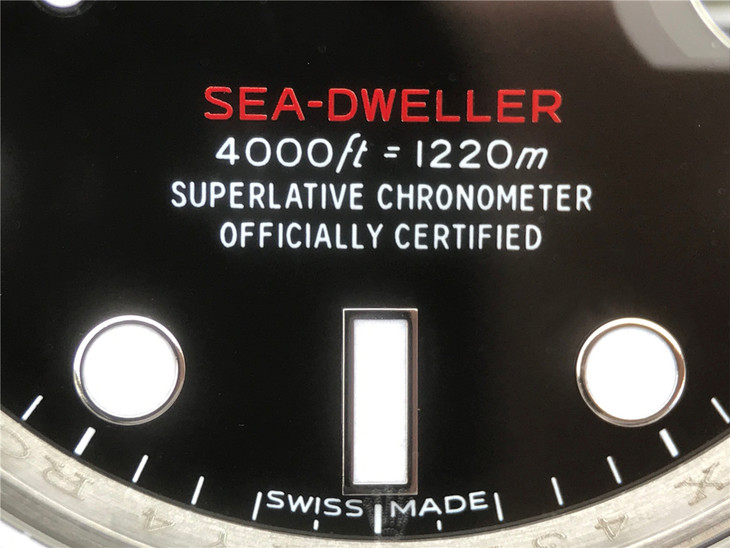 SEA-DWELLER Red