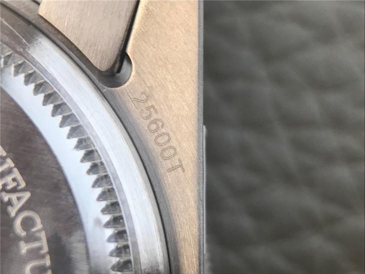 Tudor 25600T Engraving