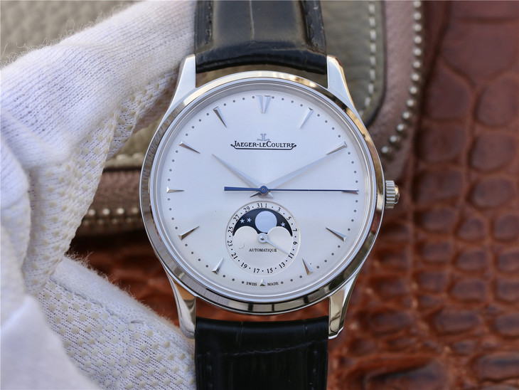 Replica Jaeger LeCoultre Master Ultra Thin Moonphase