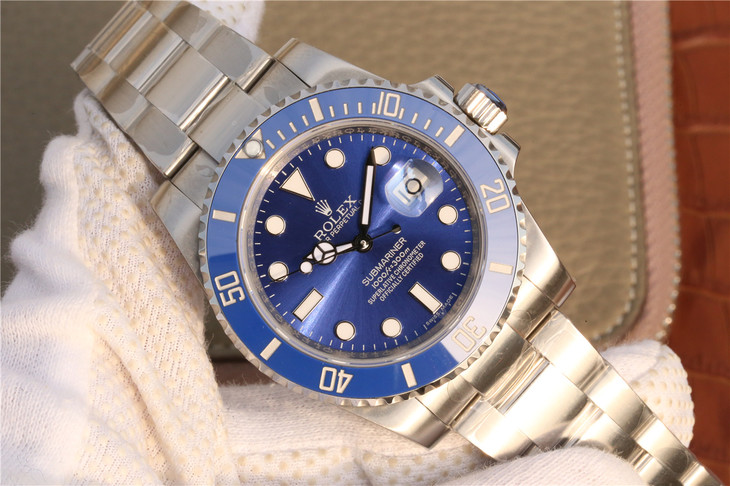 Replica Rolex Blue Submariner