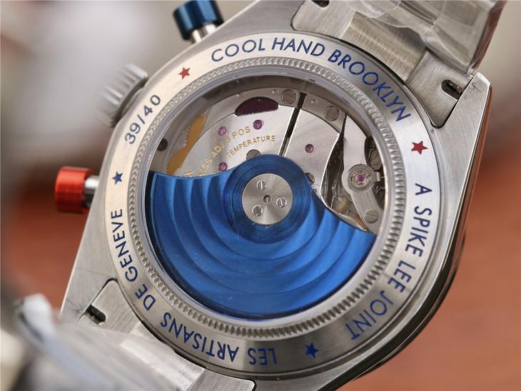 Replica Rolex Daytona Blue Rotor