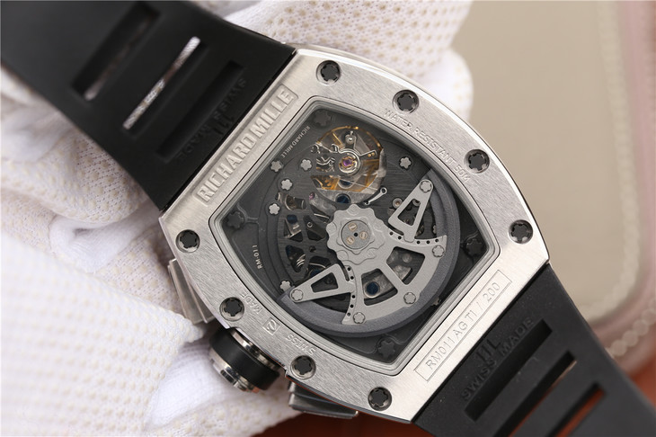 Richard Mille RM011 7750 Chronograph Movement