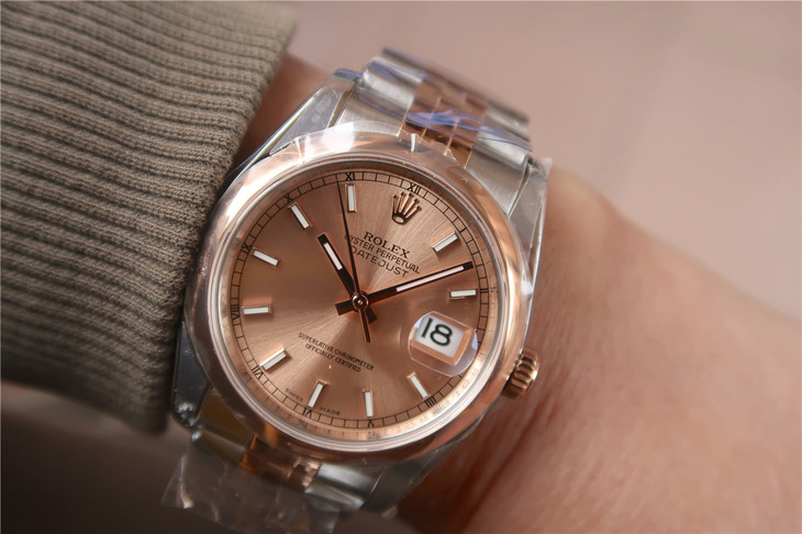Rolex Datejust 116234 Wrist Shot 2