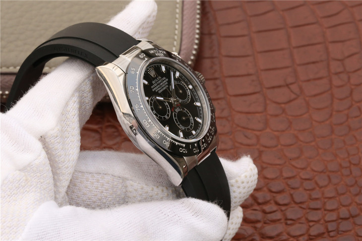 Rolex Daytona 116500 Case Profile