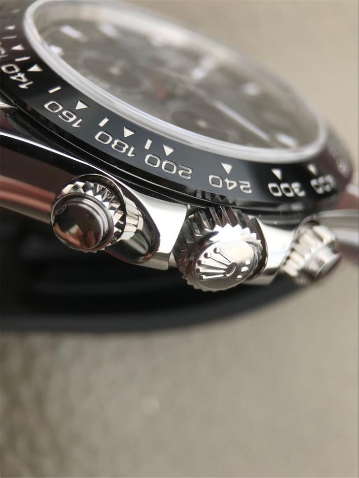 Rolex Daytona 116500LN Bezel Tachymeter