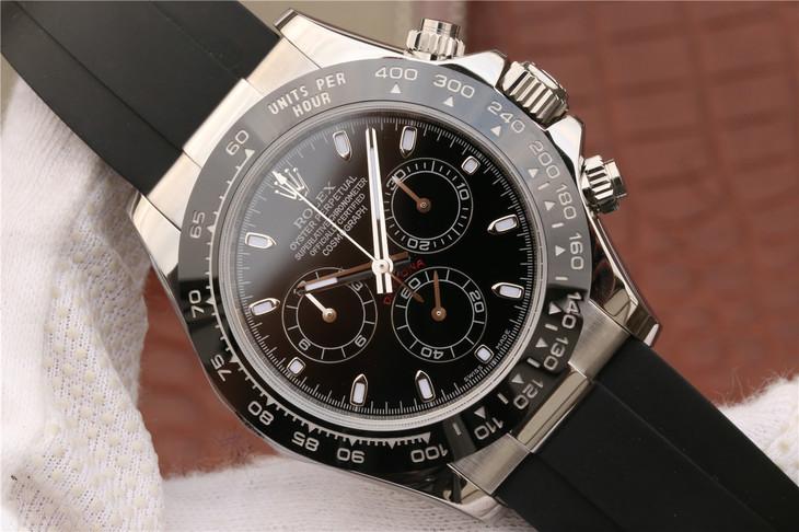 Rolex Daytona 116500LN Black Dial