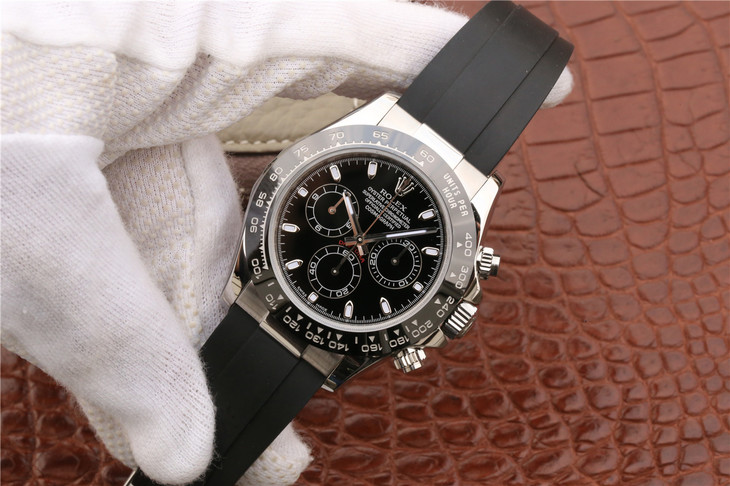 Rolex Daytona 116500LN Black Replica