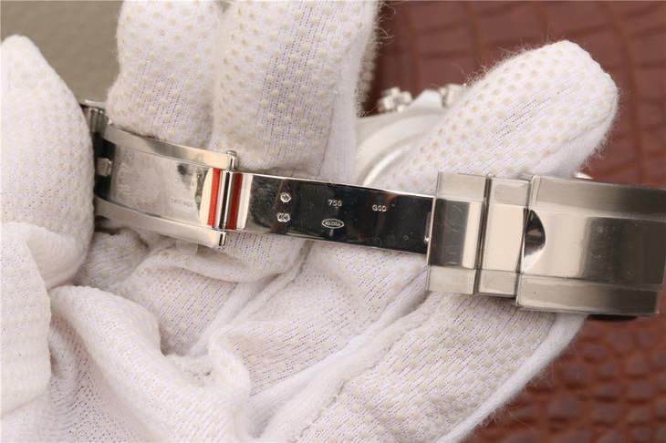 Rolex Daytona 116500LN Clasp Engravings