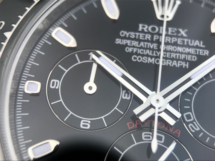 Rolex Daytona 12-Hour Chronograph Counter