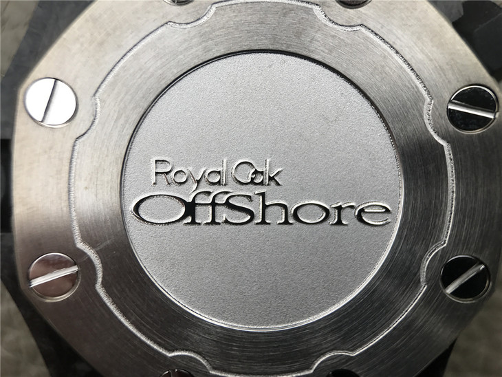 Royal Oak Offshore on Back
