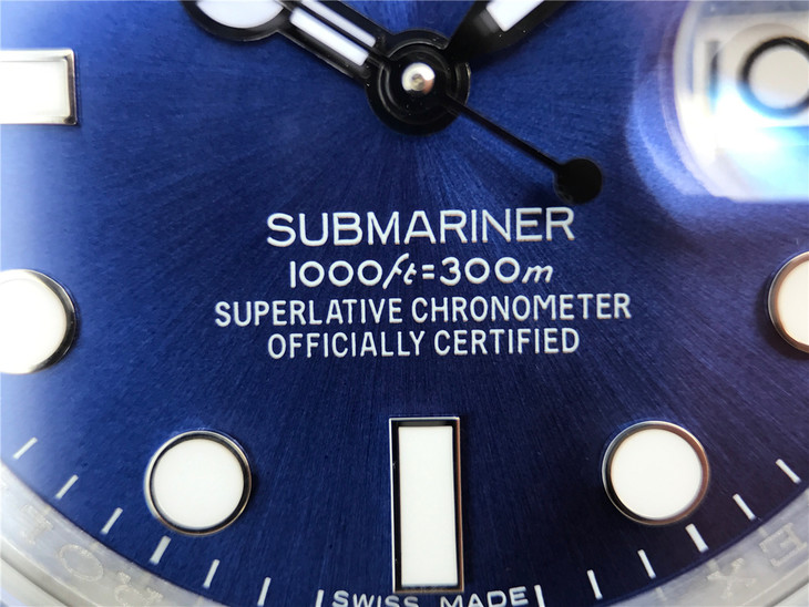 Submariner Printings