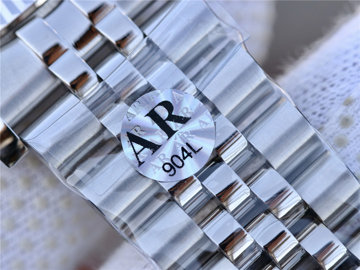 ARF Replica Rolex 36mm Datejust Bracelet