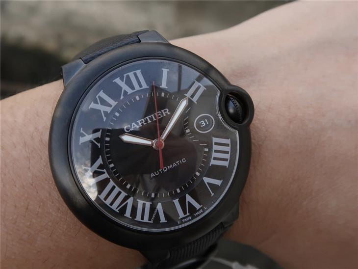 Cartier Ballon Bleu WSBB0015 Wrist Shot
