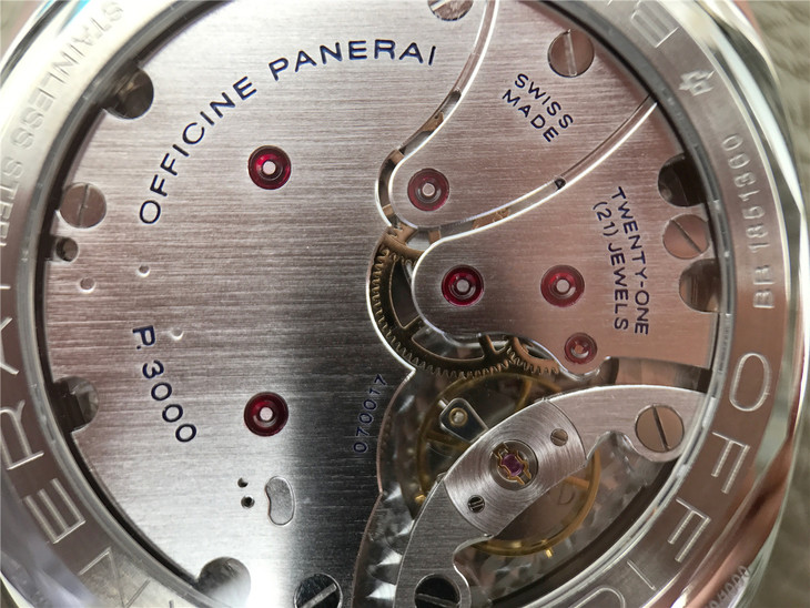 Clone P.3000 Movement Plate