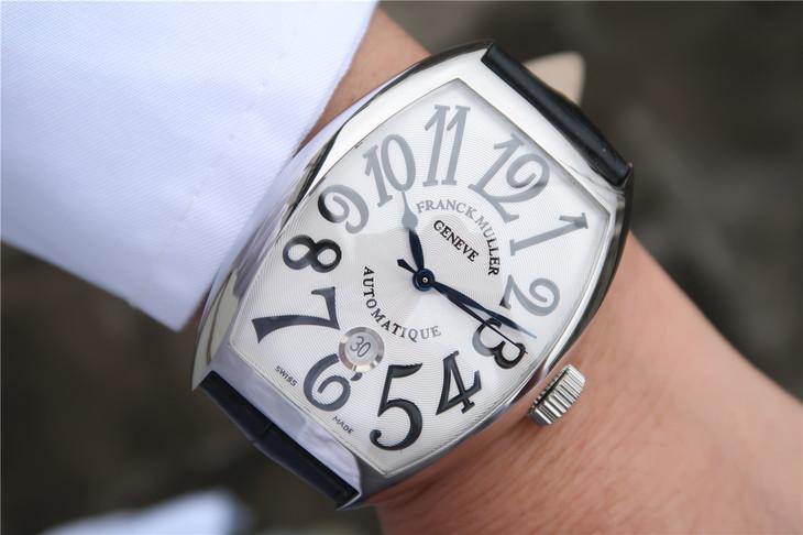 Franck Muller Casablanca Wrist Shot 1