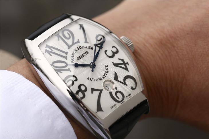 Franck Muller Casablanca Wrist Shot