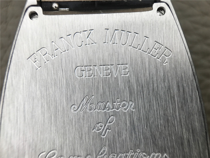 Franck Muller Master of Complications